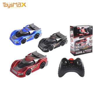 Factory direct remote control mini wall climbing rc car for kids