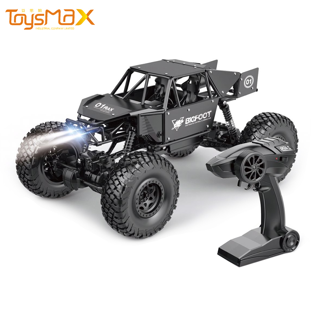 2.4Ghz 1/8 New Model 4 Wheel Drive High Speed Remote Control  Cars Off Road Rock Crawlers RC Cars Hobby