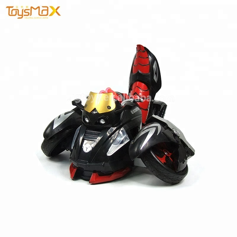 Quality Scorpion Shape Car Remote control Deformation Toy Scorpion
