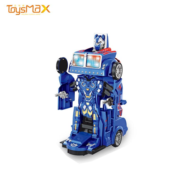 High Quality Kids Electric Car Mini Intelligent Robot Car Walking Robot Rides