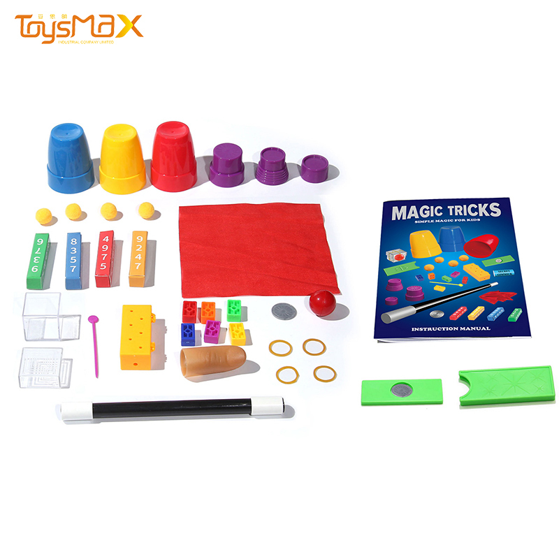 2021 New Arrivals Good Price Kids Magic Toys Funny Magic Trick For 35 Interesting Ways To Play