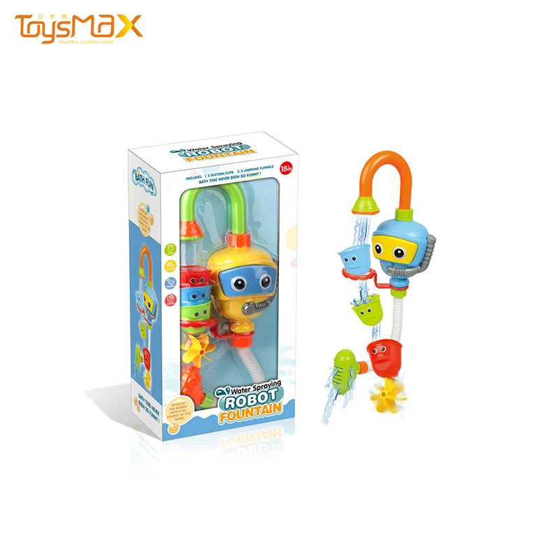 Funny Water Play Baby Bath Shower Sprinklers Toy Baby Bath