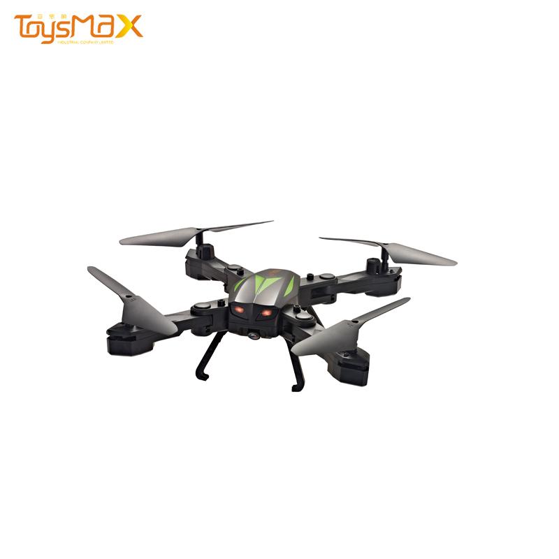2.4G R/C 4ch Quadcopter Drone Fold Drone HD Camera Aircraft