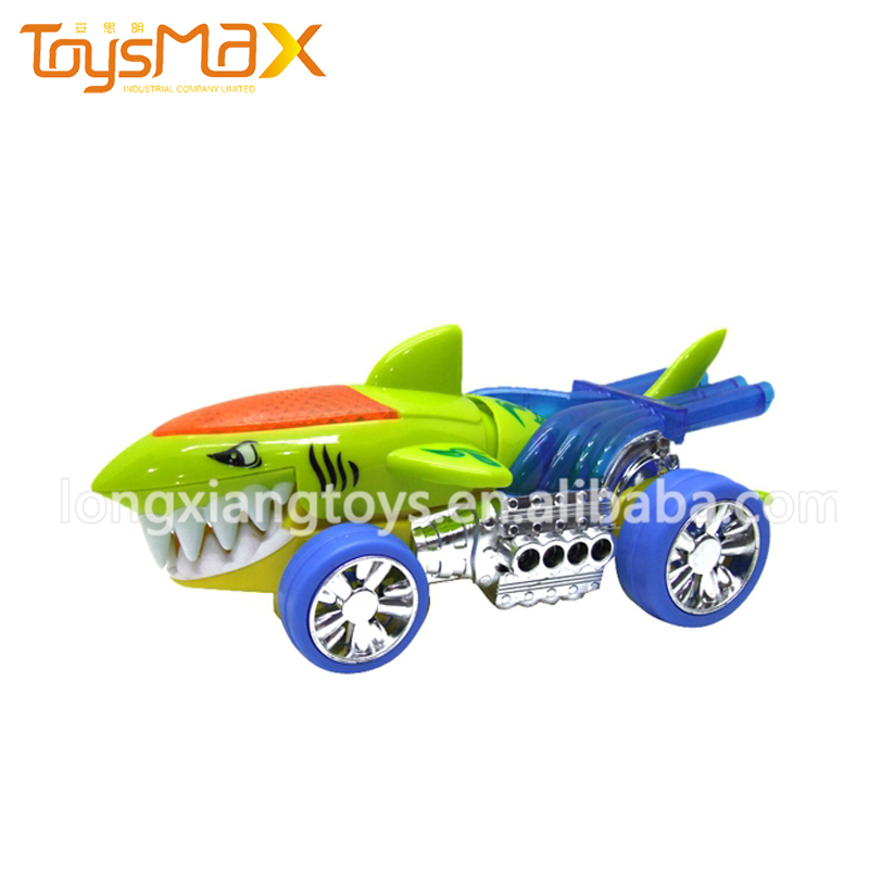 Wholesale Plastic Toy Shark Non-toxic Small Electric Toy