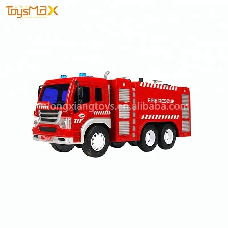 Quality Fire Rescue Truck with Music Fire Truck Toy