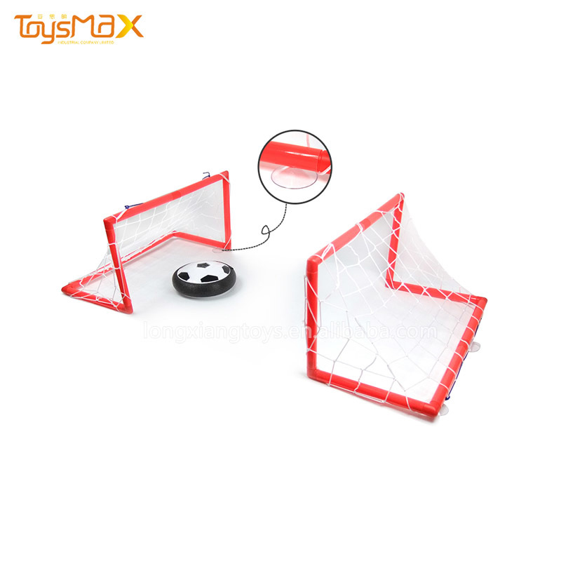 Selling Indoor Kids Toy Light-Up Football Electric Air Soccer For Kid With Different Size