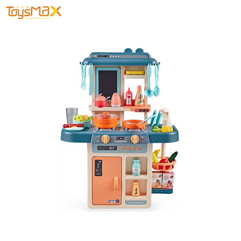 Pretend Toy Educational Kitchen Cooking Utensils Set Toy For Kids