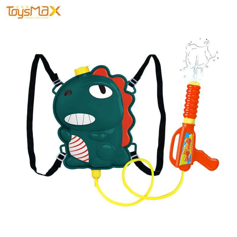 New Products Big Water Capacity Toy Backpack Water Gun Santa Claus High Pressure Water Gun