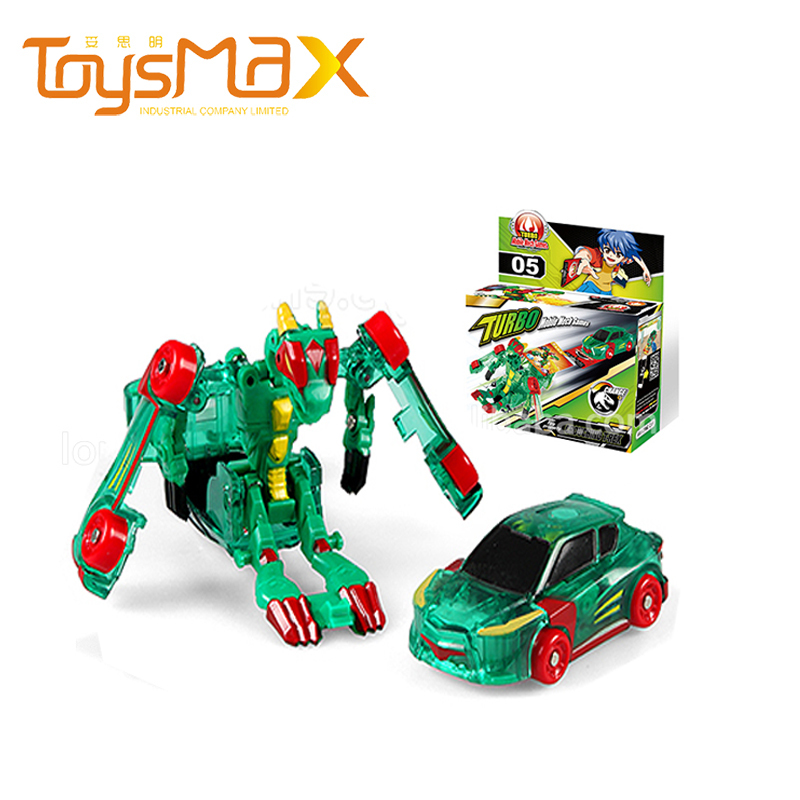 Role Card Game Kids Transformable Car Toys On Sale