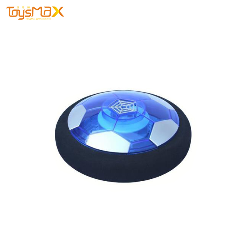 Indoor and Outdoor Soccer Ball Air Power Football With Led