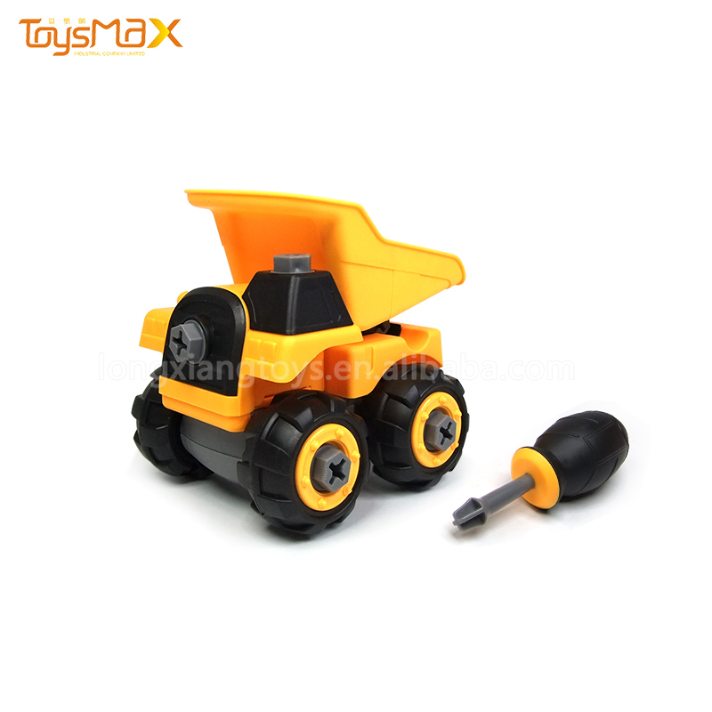 New Products Toy Car For Big Kids Mini Toys Car Assembly Kit