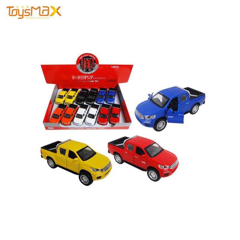 Wholesale Vehicle Models Car Diecast Toys With Sound Light  Kids Toy EN71