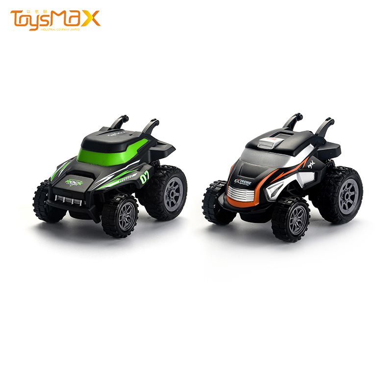 2020 New Arrival 4WD 360 Roate Rolling 2.4G Remote Control RC Stunt Car