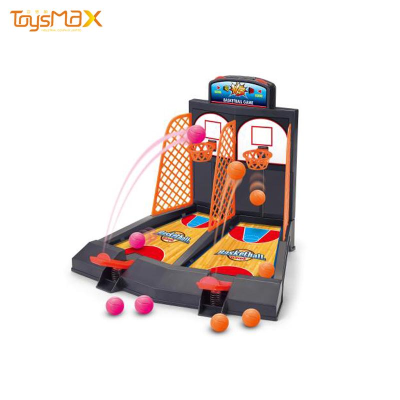 2 Players Table Game Mini Basketball Game Toy Basketball Shooting Game