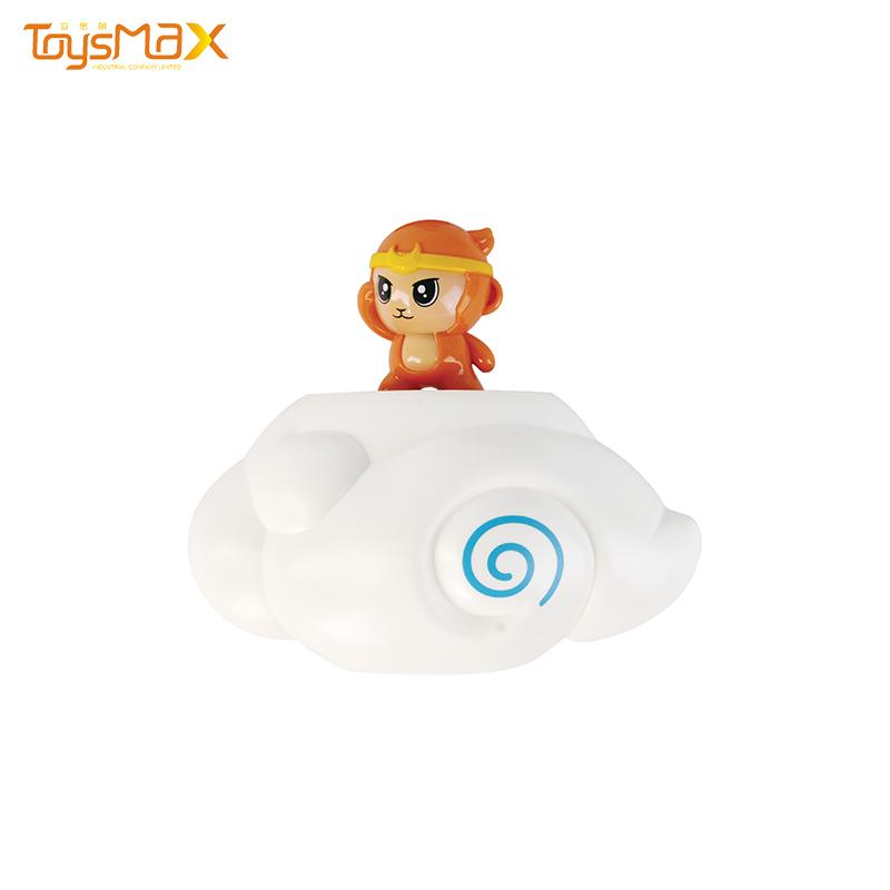 2020 New item monkey styling funny bathroom bathtub floating baby bath toys