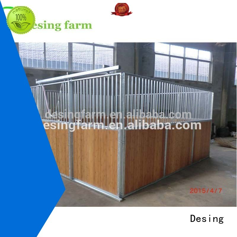 Desing livestock fence panels galvanized excellent quality