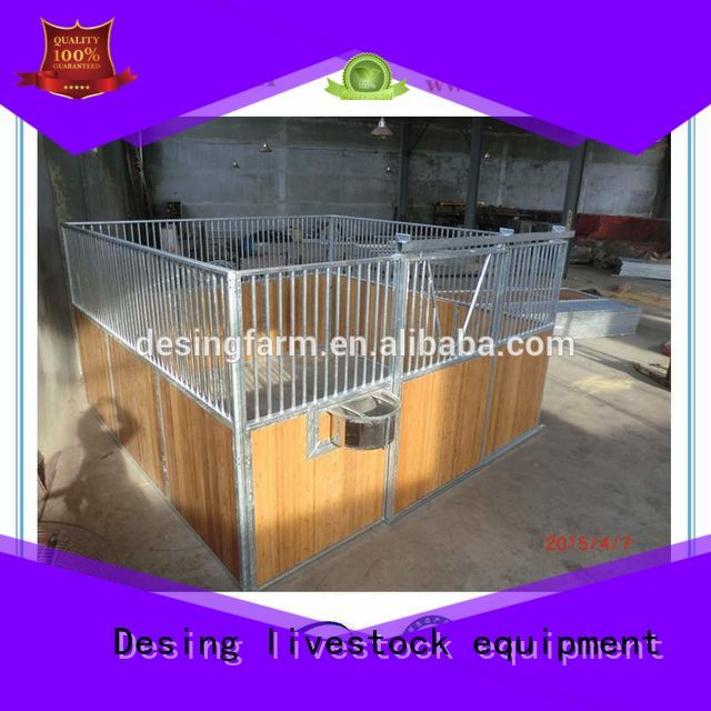 Desing portable horse stables stainless fast delivery