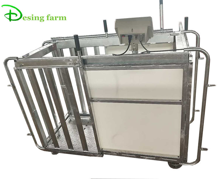 aluminum sheep weighing scales for sales