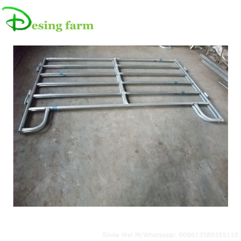 Cheap galvanized horse fence panels