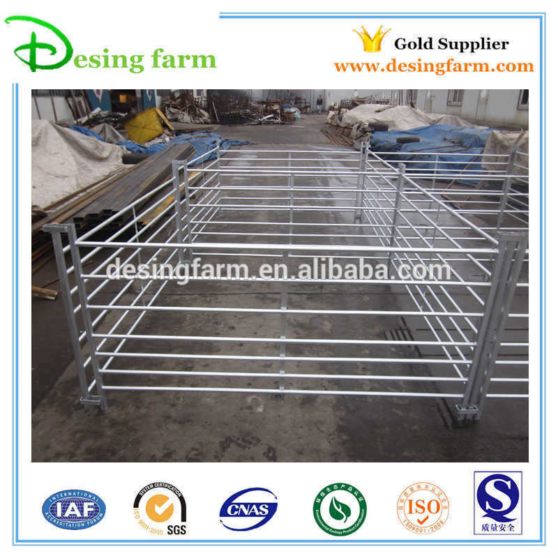 Temporary galvanized livestock goat sheep metal panels company