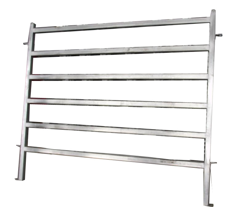 Easy to assemble steel livestock sheep fence panels for sale