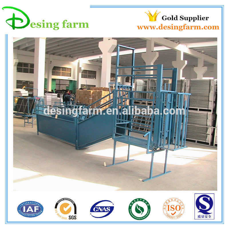 OEM factory heavy duty galvanized livestock sheep fence panels