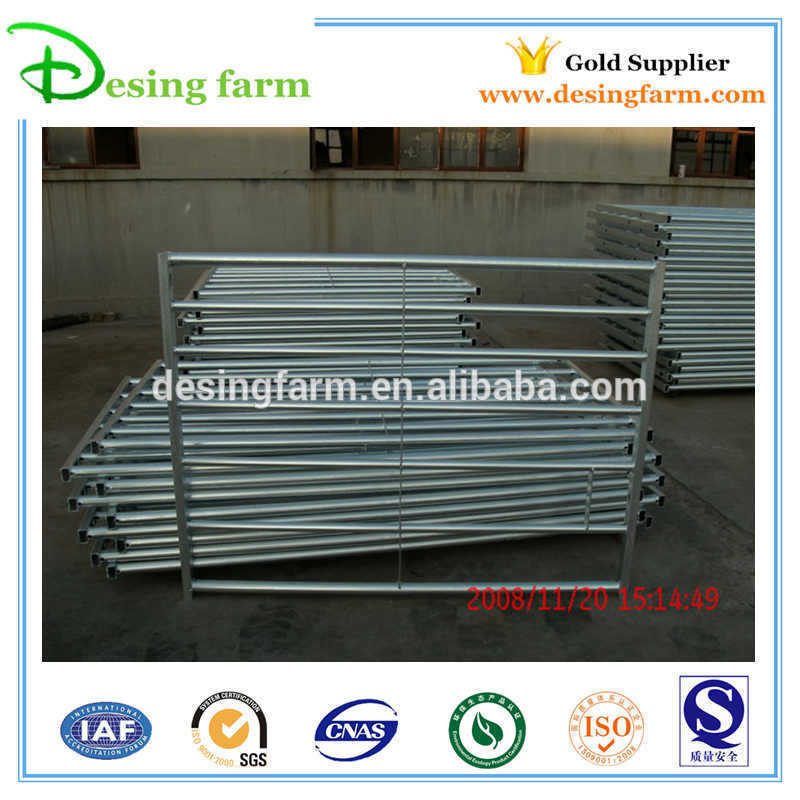 Cheap galvanized goat & sheep panels wholesale