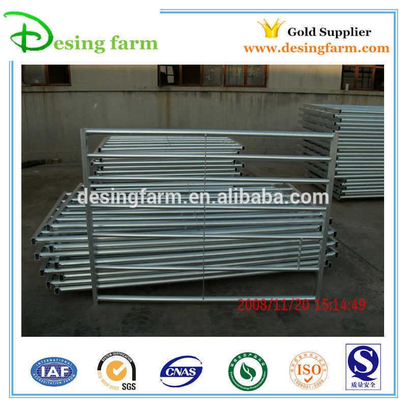 Cheap galvanized goat & sheep panels wholesale