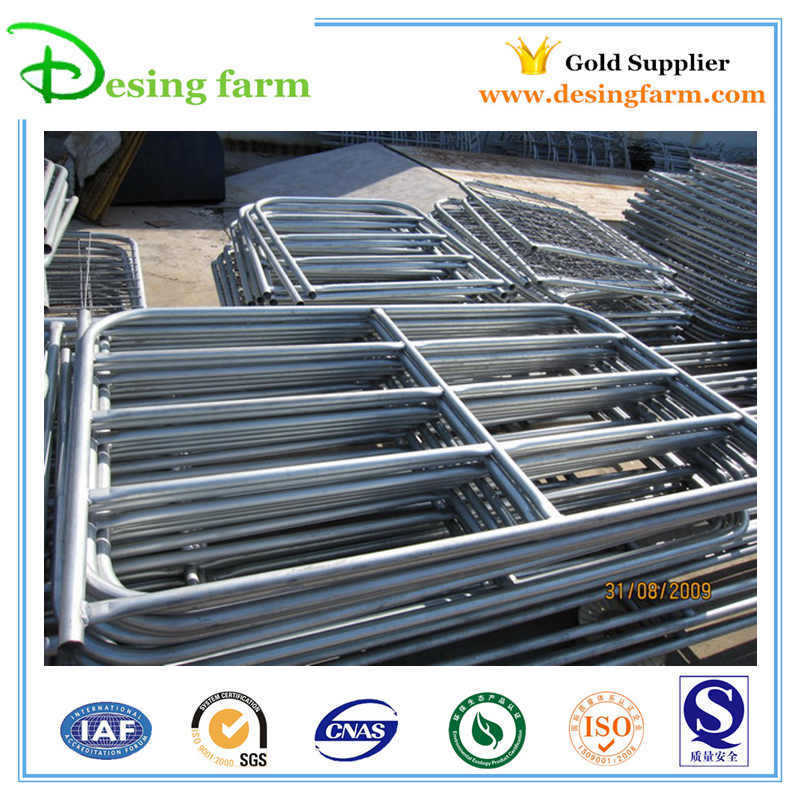 Galvanized livestock sheep panels for Australia and New Zealand