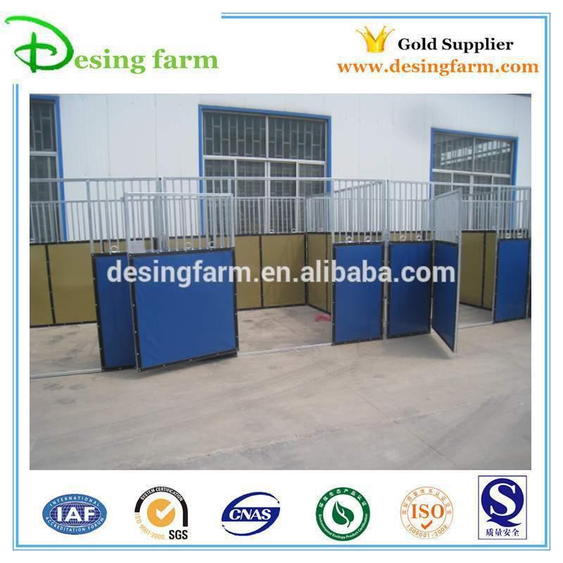 portable horse stall panels