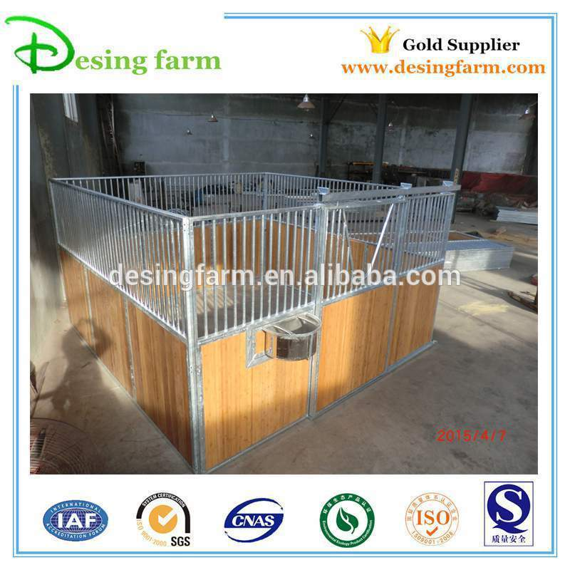 horse stall panels with bamboo panels