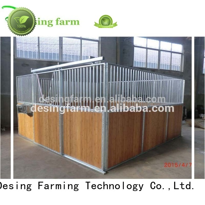 space-saving outdoor horse stables quality assurance