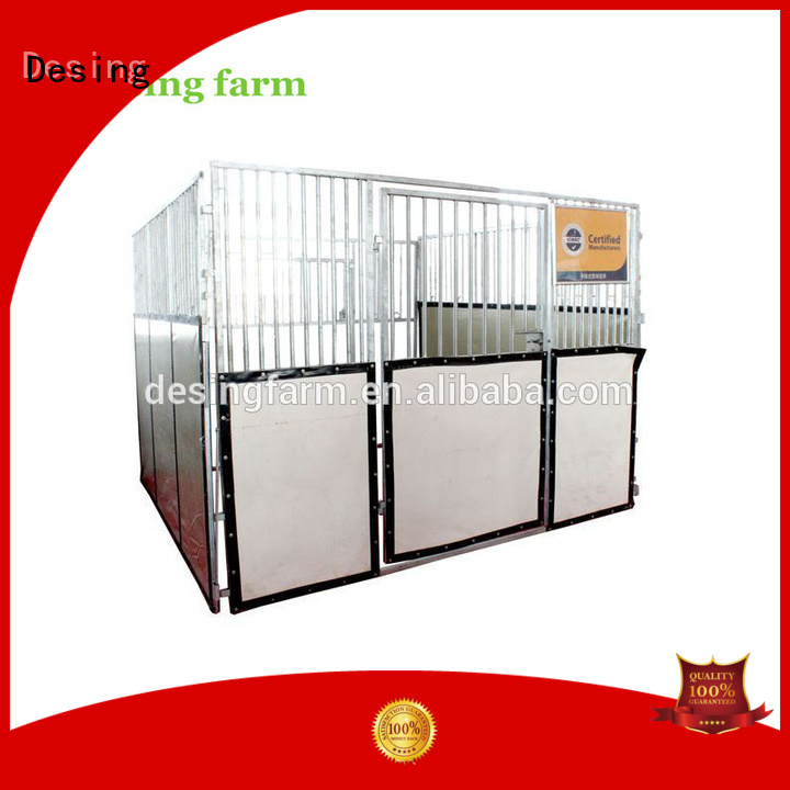 Desing custom horse stable excellent quality