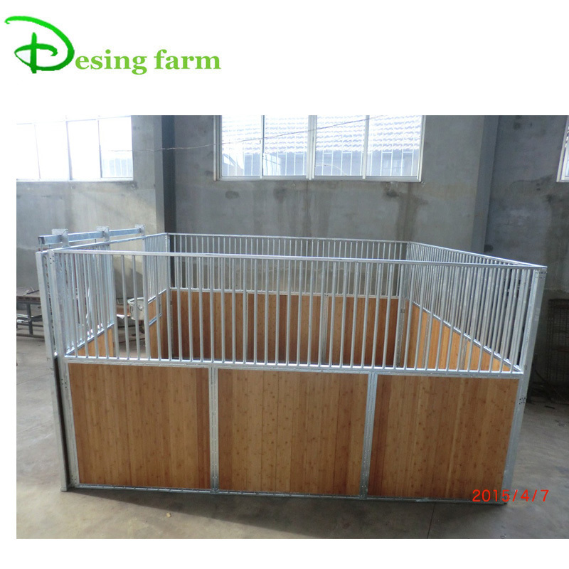 hot dipped galvanized portable horse stall panels