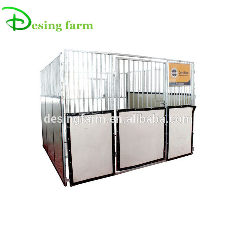 hot dipped galvanized horse stable equipment panels