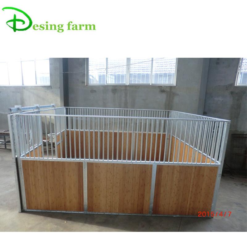 Trade assurance European galvanized portable horse stall doors