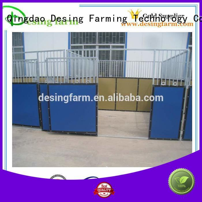 Desing livestock fence panels galvanized fast delivery