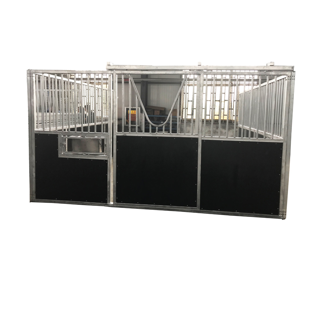 Luxury Portable Customized Plywood Horse Stable Panel Factory Direct