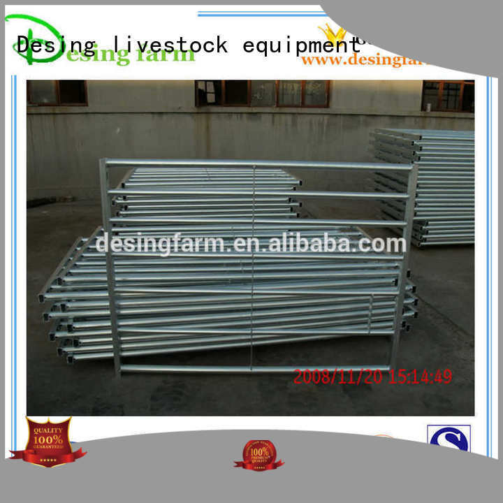 Desing custom sheep fence panels adjustable high quality