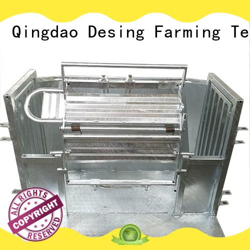 Desing sheep handling system adjustable for wholesale