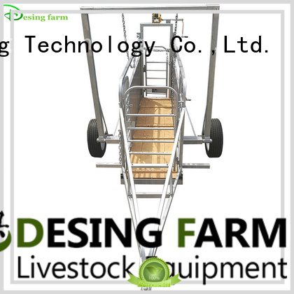 well-designed sheep loading ramp adjustable for wholesale