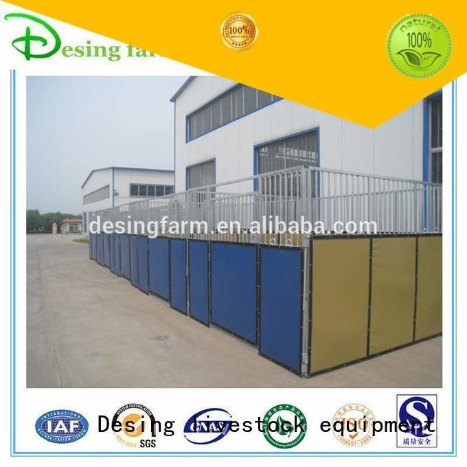 horse stable easy-installation fast delivery