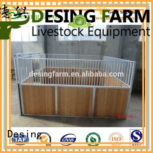 Desing space-saving best horse stables stainless excellent quality