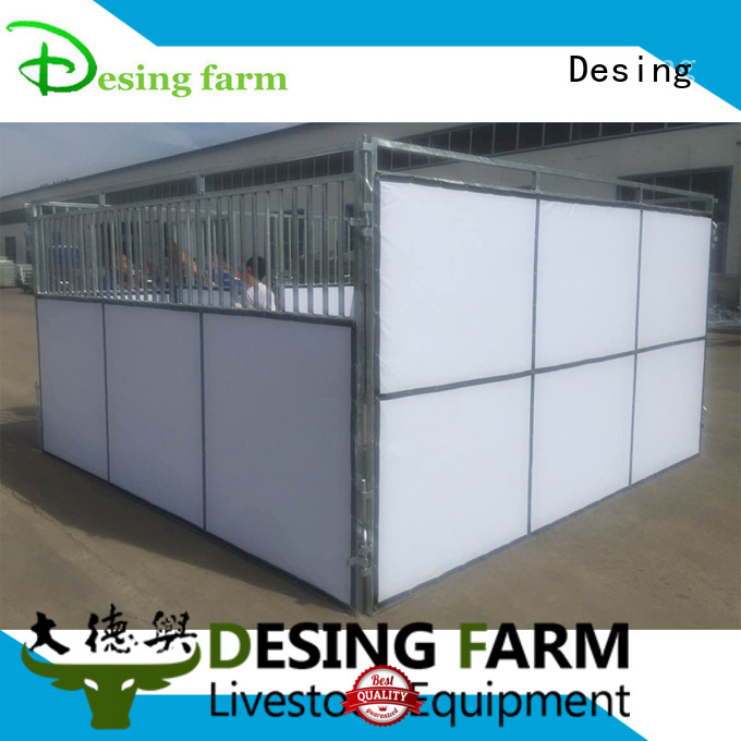 Desing livestock fence panels easy-installation quality assurance