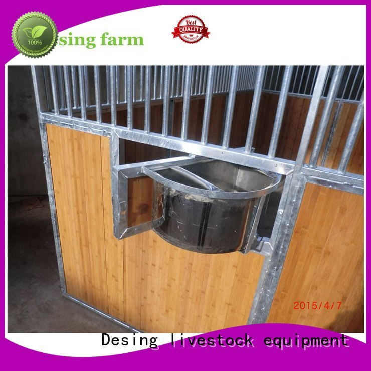 space-saving horse stable fast delivery