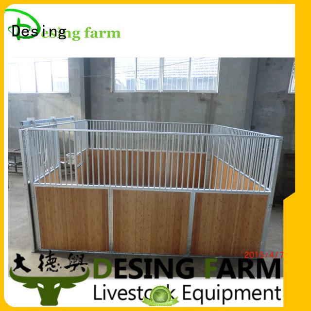 Desing livestock fence panels quality assurance