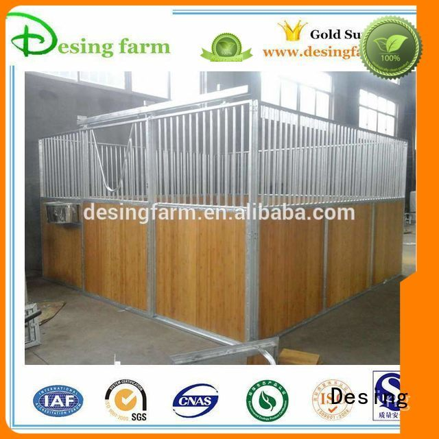 Desing space-saving custom horse stable easy-installation quality assurance