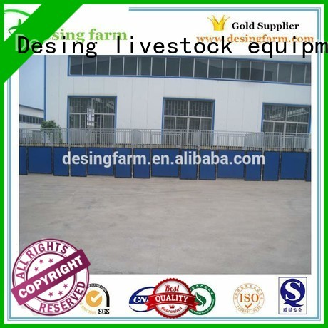 Desing custom horse stable galvanized fast delivery
