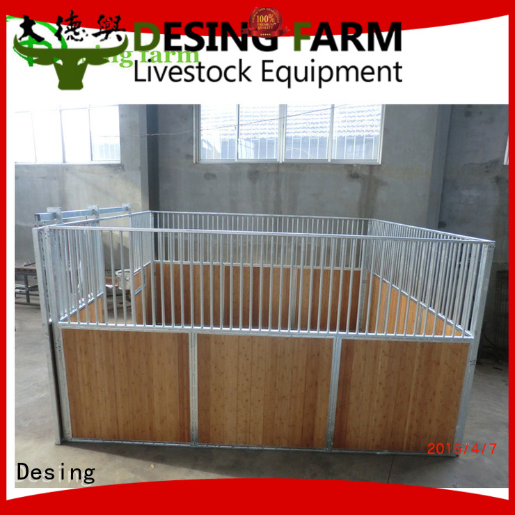 Desing space-saving best horse stables quality assurance