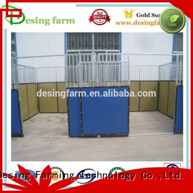 Desing custom horse stable fast delivery